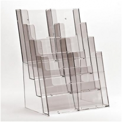 8 Pocket Leaflet Holder