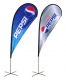 Teardrop Banner Flags