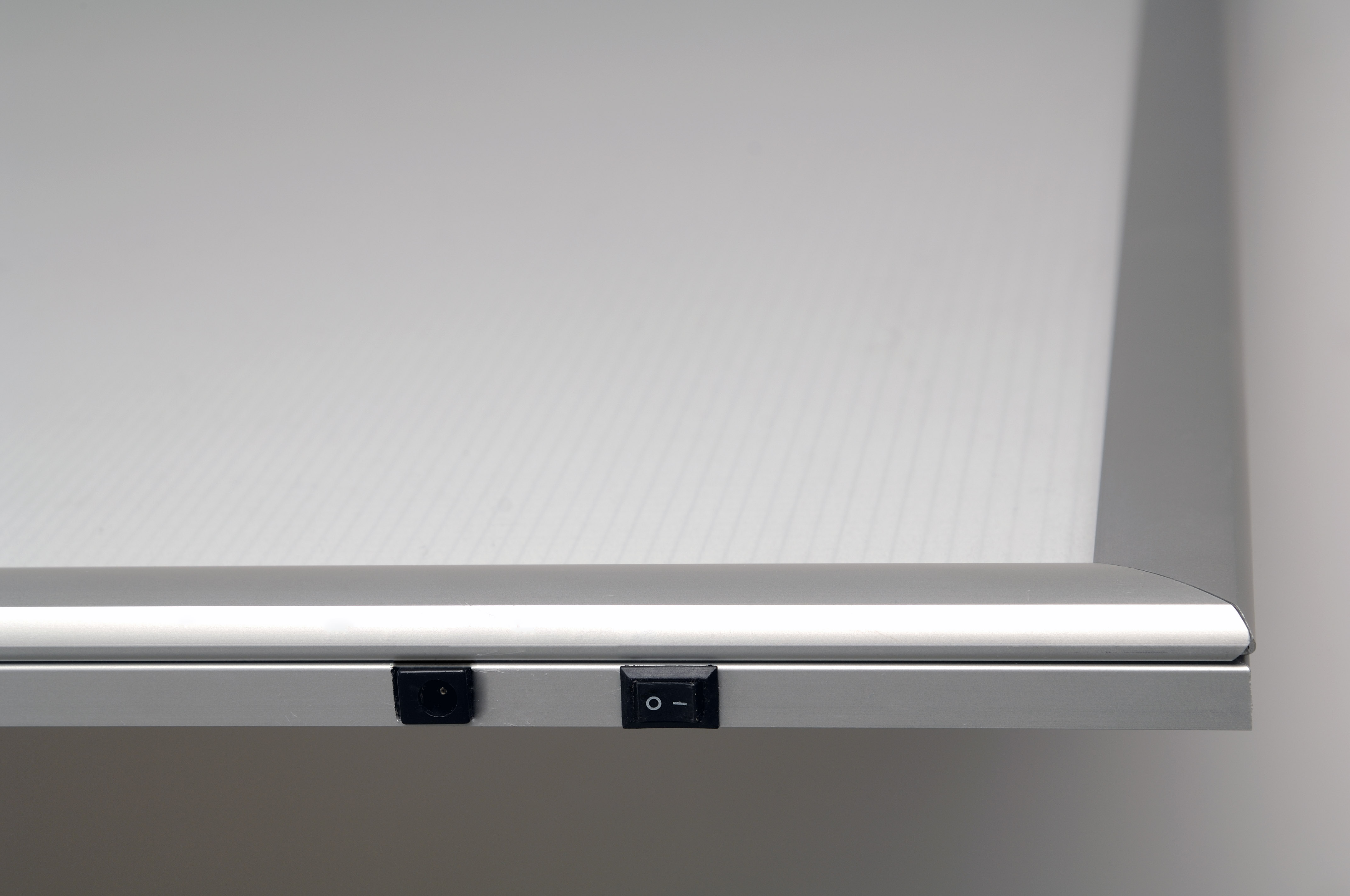 Led Lightbox Clear Display